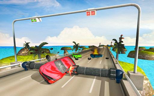 Mega Ramp Car Simulator Game- New Car Racing Games screenshot 2
