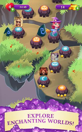 Bubble Witch 3 Saga 12 تصوير الشاشة