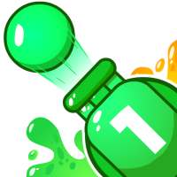 Power Painter - Merge Tower Defense Game on 9Apps