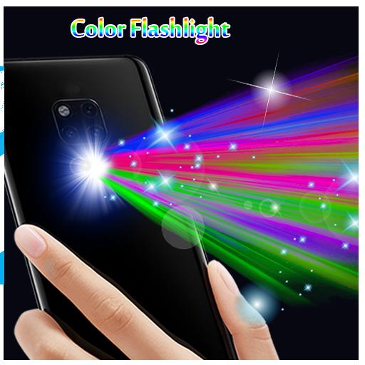 Flashlight : Flash On Call & sms Alert icon