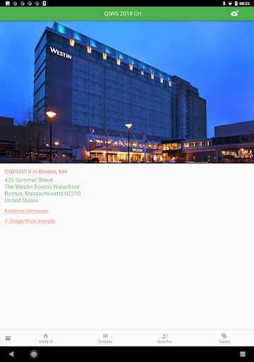 Qt World Summit 2019 Conference App screenshot 16