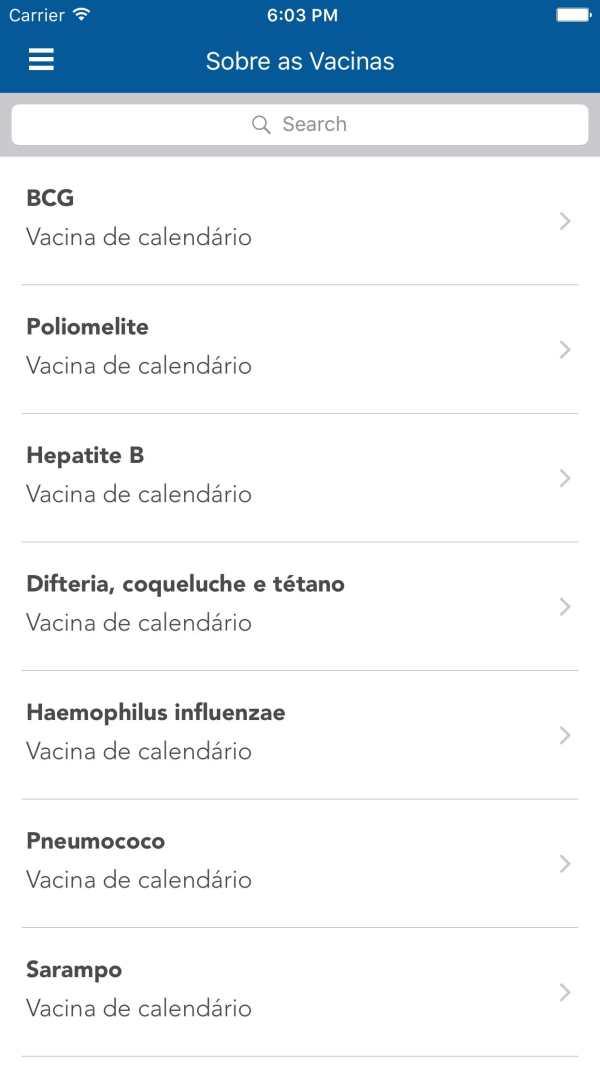 Einstein Vacinas screenshot 5
