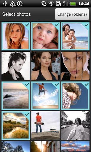 Photo FX Live Wallpaper 5 تصوير الشاشة