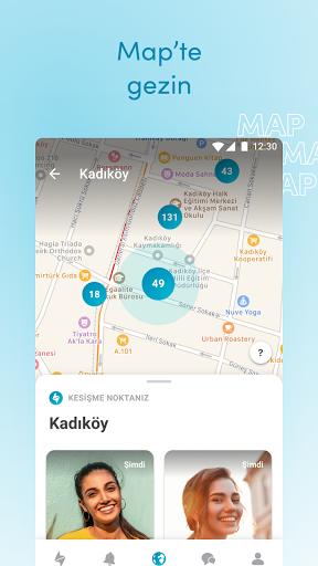 happn – Sohbet, aşk ve buluşma screenshot 2