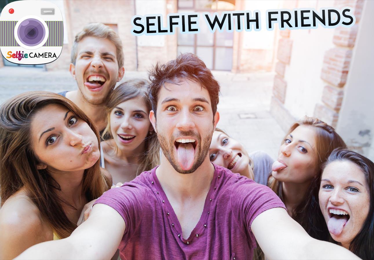 Selfie HD Camera Booth Free screenshot 2
