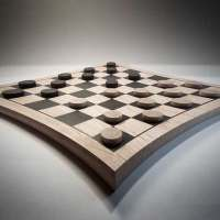Checkers V , solo and multiplayer checkers game on APKTom