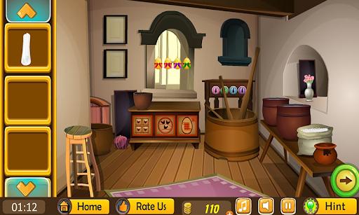 101 لعبة جديدة مجانا الهروب غرفة - مغامرة الغموض 3 تصوير الشاشة