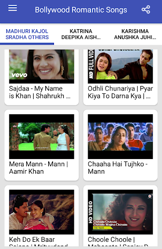 Bollywood Romantic Songs : Hindi Love Songs screenshot 20