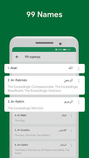 Muslim Assistant - Prayer Times, Azan, Qibla screenshot 6