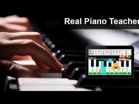 Real Piano Teacher screenshot 1