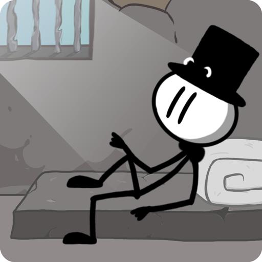 Prison Break: Stickman Adventure icon