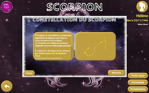 Horoscope du couple 16 تصوير الشاشة