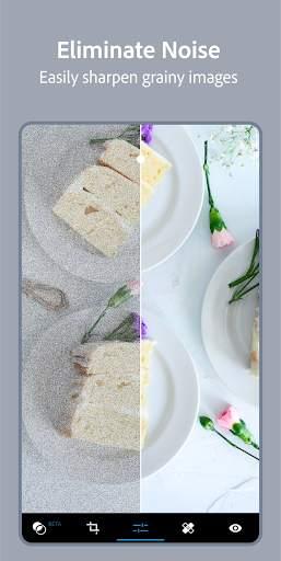 Adobe Photoshop Express:Photo Editor Collage Maker screenshot 4