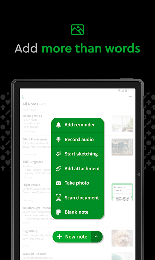 Evernote - Notes Organizer & Daily Planner screenshot 11