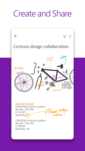 Microsoft OneNote: Save Ideas and Organize Notes स्क्रीनशॉट 4