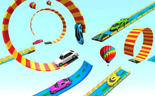 Car Games Stunt Driving: Racing Games Rush 2021 screenshot 3