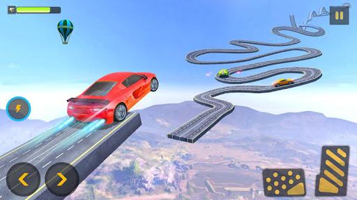 Ramp Car Stunts Racing - Free New Car Games 2021 screenshot 2