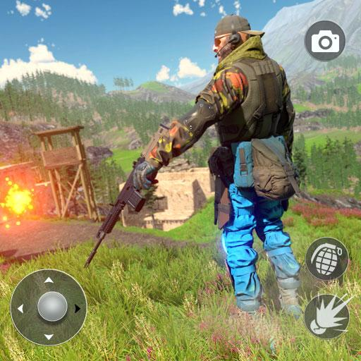 Free Firing Commando - Counter Attack FPS 2019 icon