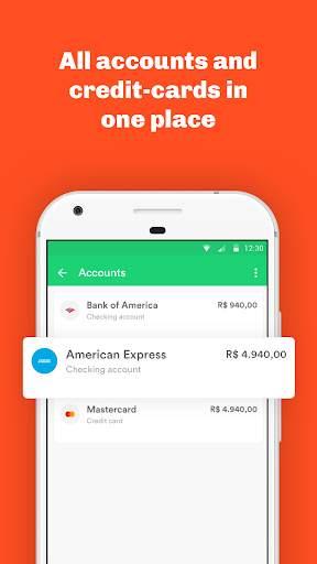 Organizze: Finance tracker, budget planner screenshot 4