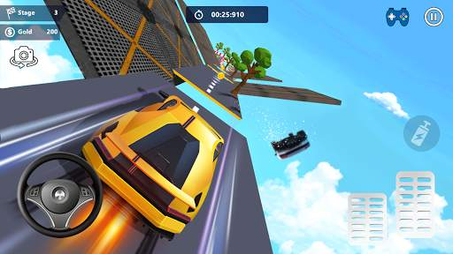 Car Stunts 3D Free - Extreme City GT Racing screenshot 3