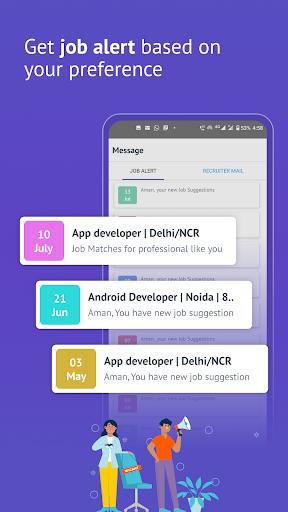 Shine.com: Job Search App | Latest Jobs, Vacancies screenshot 6