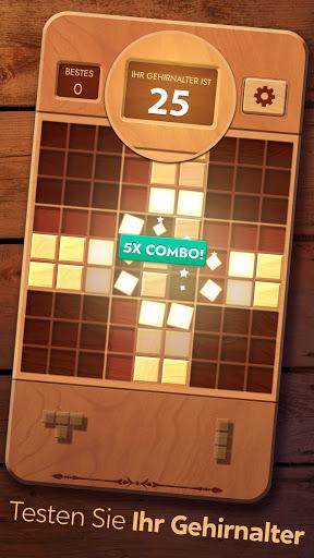 Woodoku: Holzblock-Puzzle-Spiele screenshot 3