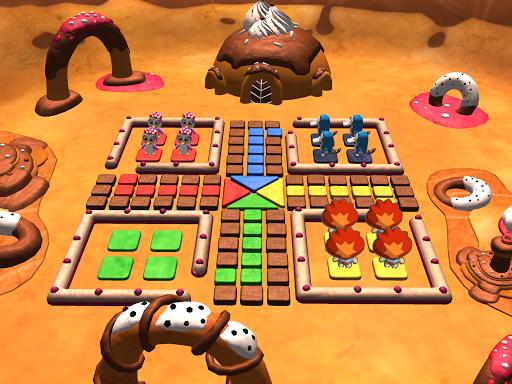 Ludo 3D Multiplayer screenshot 9