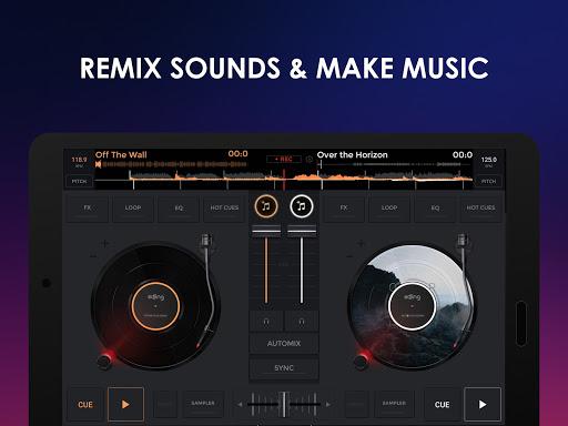 edjing Mix - Free Music DJ app screenshot 7