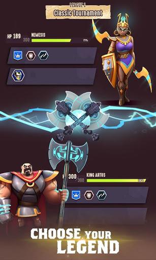 Triumph of Legends screenshot 2