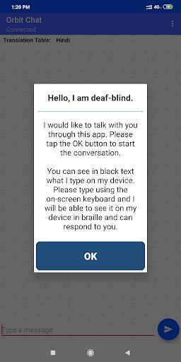 Orbit Chat screenshot 1