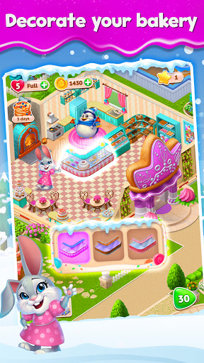 Sweet Escapes: Design a Bakery with Puzzle Games screenshot 2