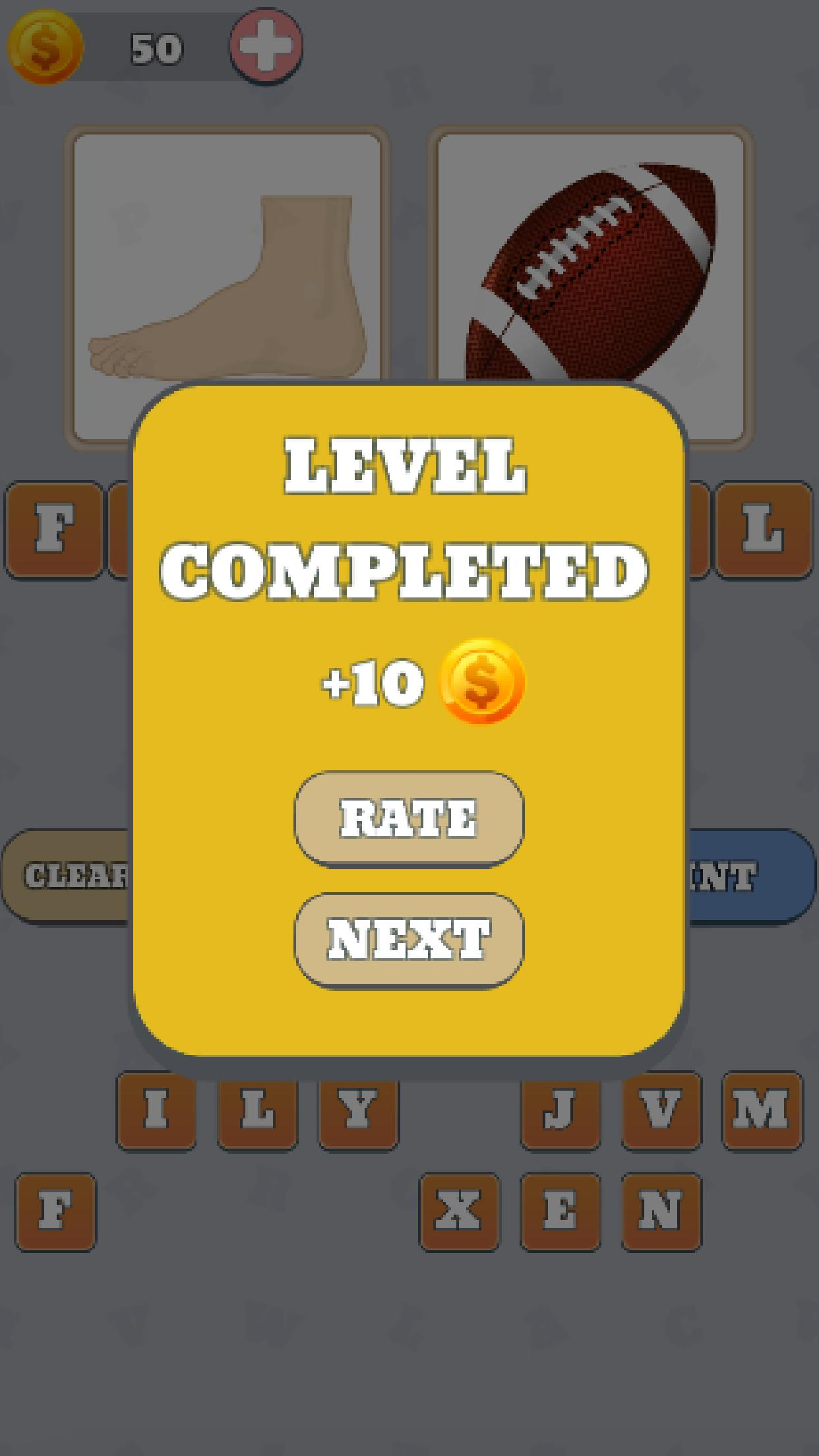 Pictures to word - picture quiz screenshot 4