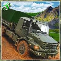 offroad Tentara Truk simulator on 9Apps