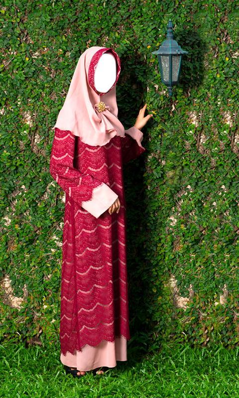 Hijab Fashion Photo Maker - Photo Editor 7 تصوير الشاشة