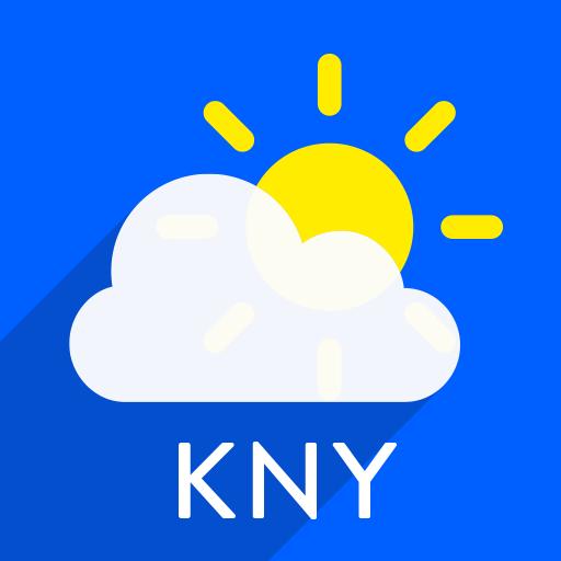 KNY台灣天氣.地震速報 icon