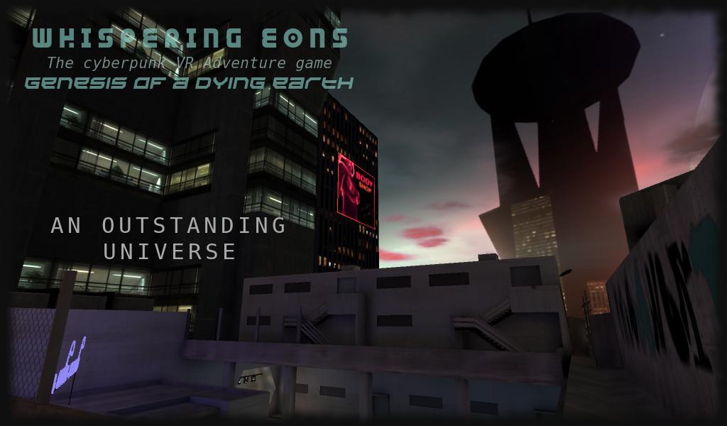 Whispering Eons #0 (VR Cardboard adventure game) 6 تصوير الشاشة