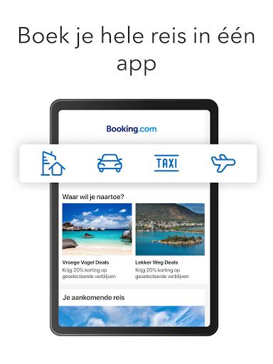 Booking.com Hotelreserveringen screenshot 6