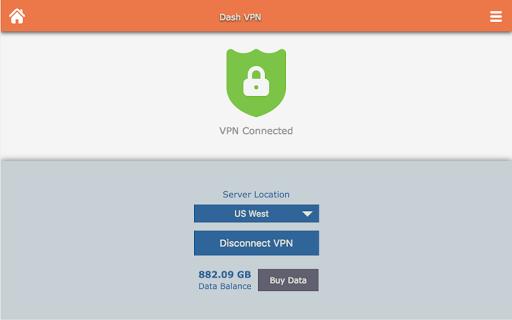 - VPN (Dash VPN) screenshot 6
