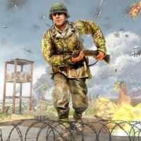 WW2 كوماندوز الجيش الأمريكي سترايك on 9Apps