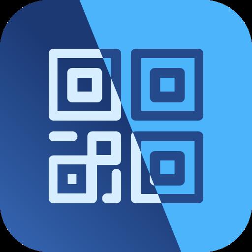 QR код - QR считыватель - Сканер штрих кодов иконка