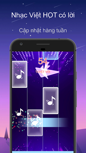 Song Tiles - Song gio Bac phan - Magic Tiles Piano 2 تصوير الشاشة