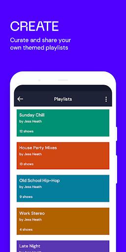 Mixcloud - Gabungan Radio & DJ screenshot 3
