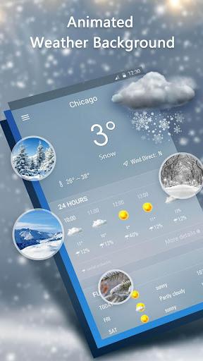 Weather Forecast App screenshot 3