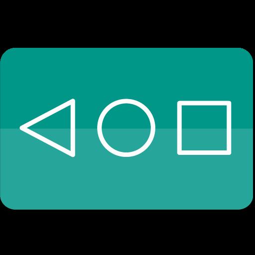 Navigation Bar (Back, Home, Recent Button) icon