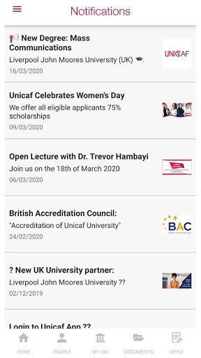 Unicaf | UK University Degree Scholarships screenshot 6