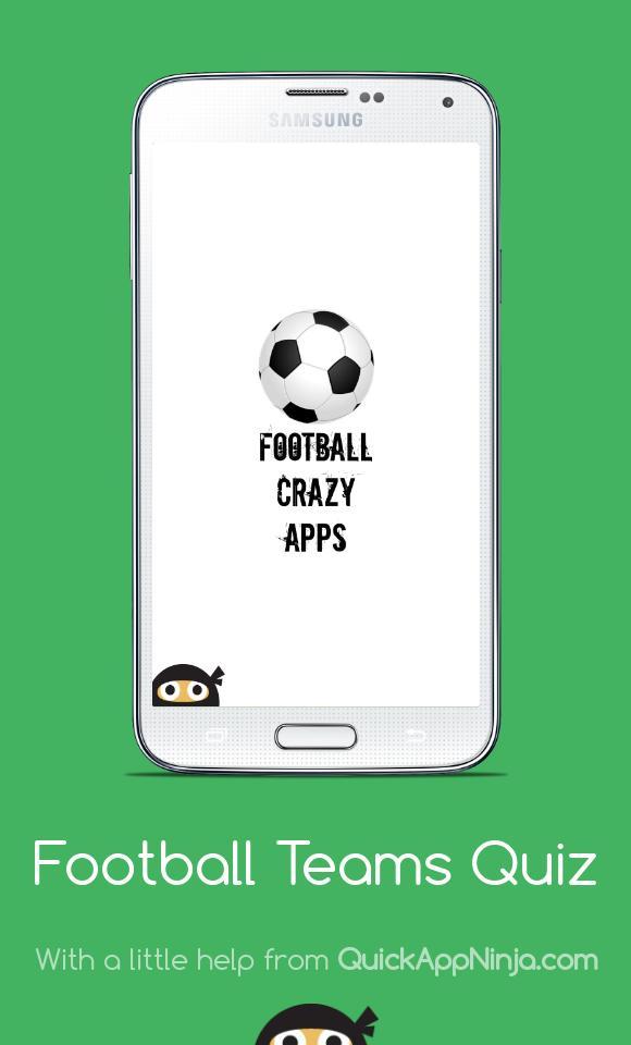 Football Teams Quiz 1 تصوير الشاشة