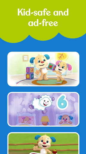 Learn & Play by Fisher-Price: ABCs, Colors, Shapes 3 تصوير الشاشة