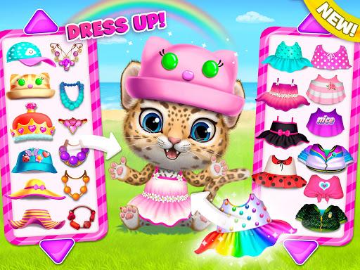 Sweet Baby Girl Summer Fun 2 - Sunny Makeover Game 10 تصوير الشاشة