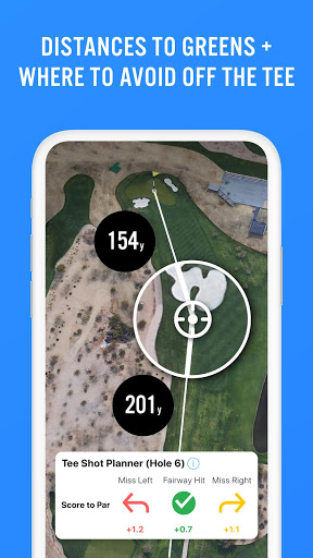 Golf GPS 18Birdies Scorecard & Yardage Rangefinder screenshot 5