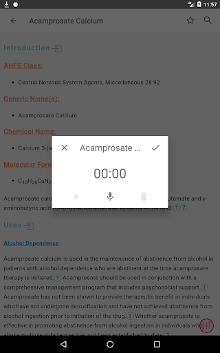 AHFS Drug Information (2020) screenshot 12